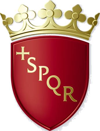 Stemma di Roma.
