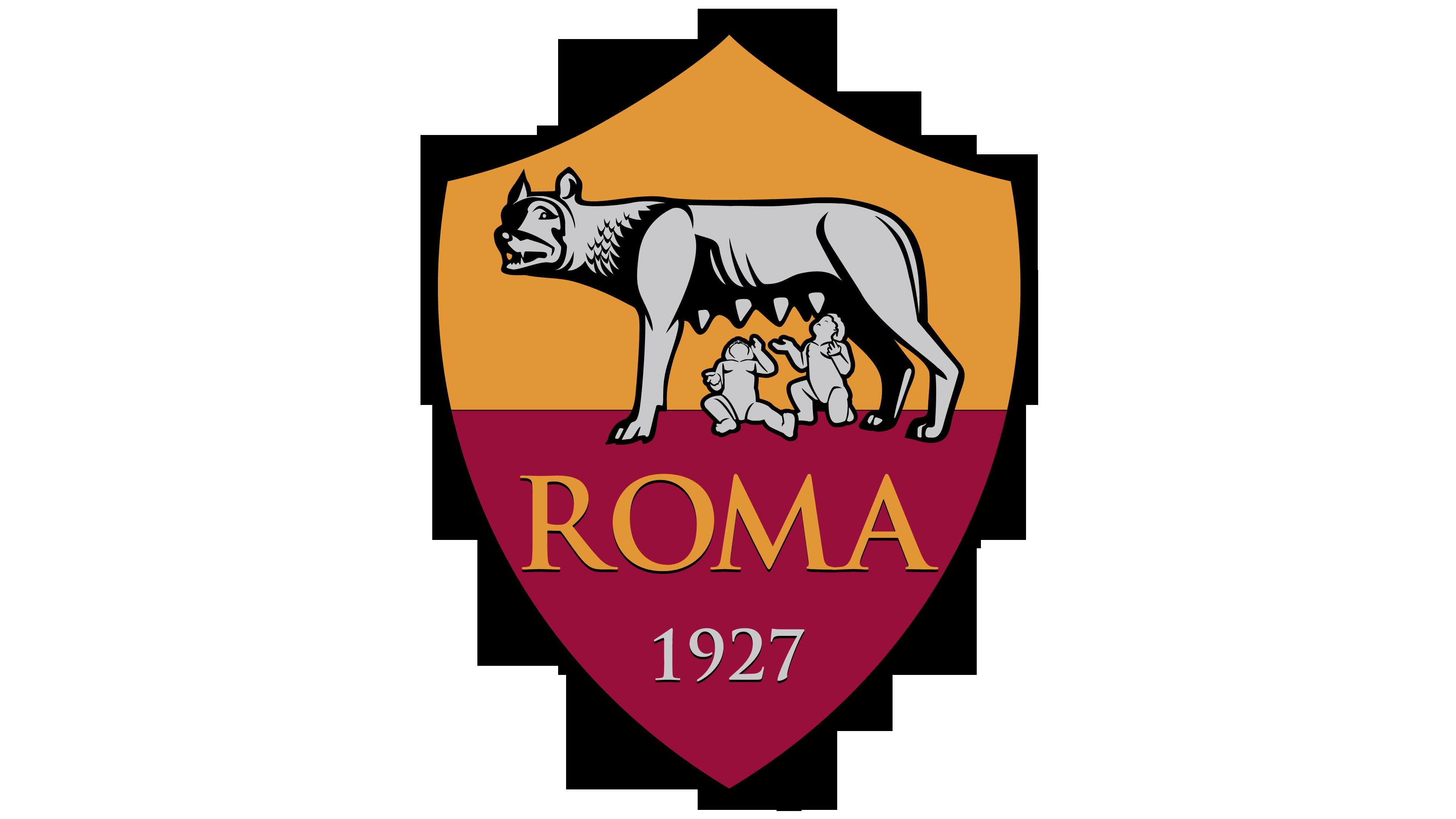 Roma logo.