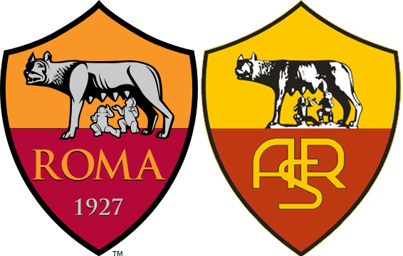 A.S. Roma Releases New Logo.