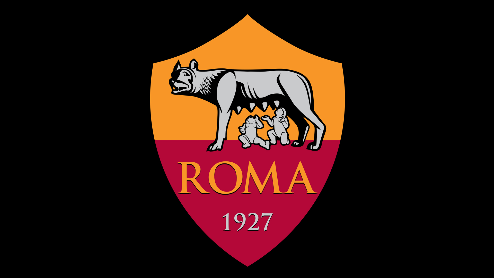 Meaning Roma logo and symbol.