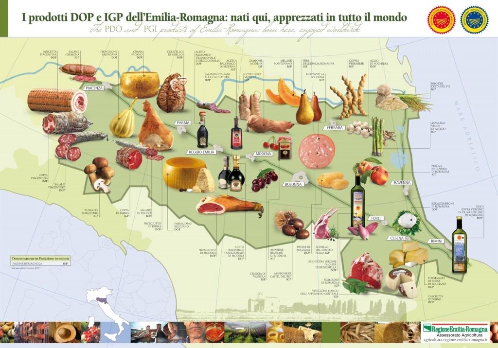 Emilia Romagna (Italy).