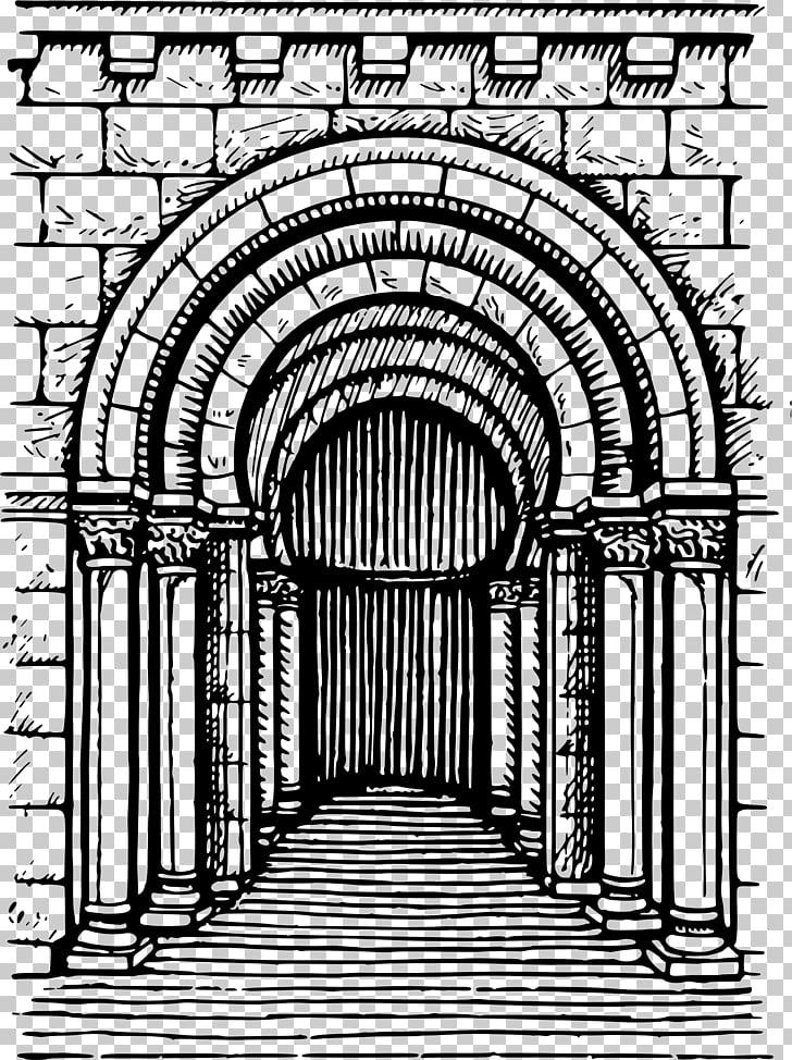 Medieval architecture Ancient Roman architecture Romanesque.