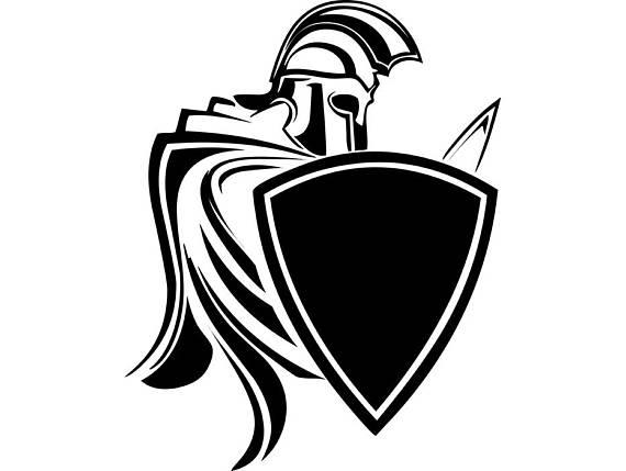 Roman Helmet Silhouette at GetDrawings.com.