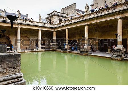 Roman baths Stock Photo Images. 938 roman baths royalty free.
