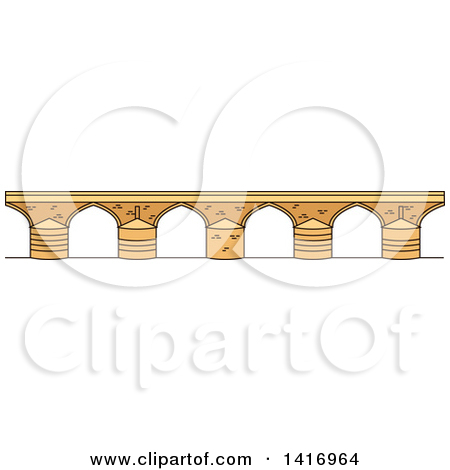 Royalty Free Bridge Illustrations by Vector Tradition SM Page 1.