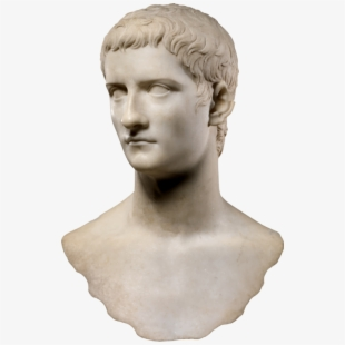 Roman Bust Png PNG Images.