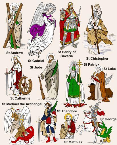 17+ best images about Saints* on Pinterest.