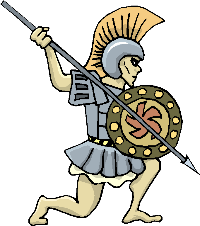 Ancient Rome Clipart.