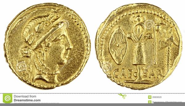 Clipart Roman Coins.