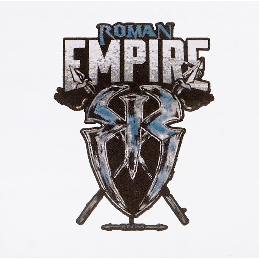 Roman reigns Logos.