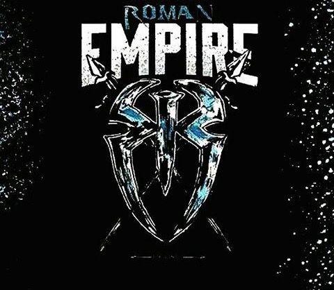 Roman Reigns Logo.