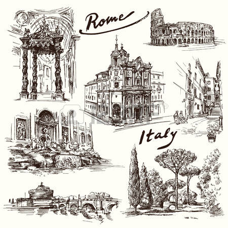 438 Roman Forum Cliparts, Stock Vector And Royalty Free Roman.