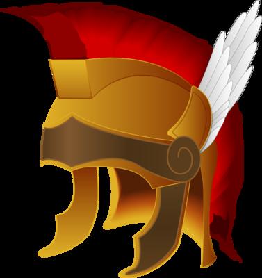 Image: Roman Helmet.