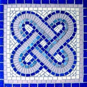 Roman Mosaic Clipart.