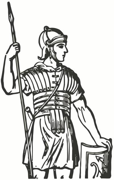 Roman PNG.