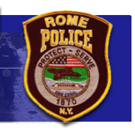 Rome Police Department.