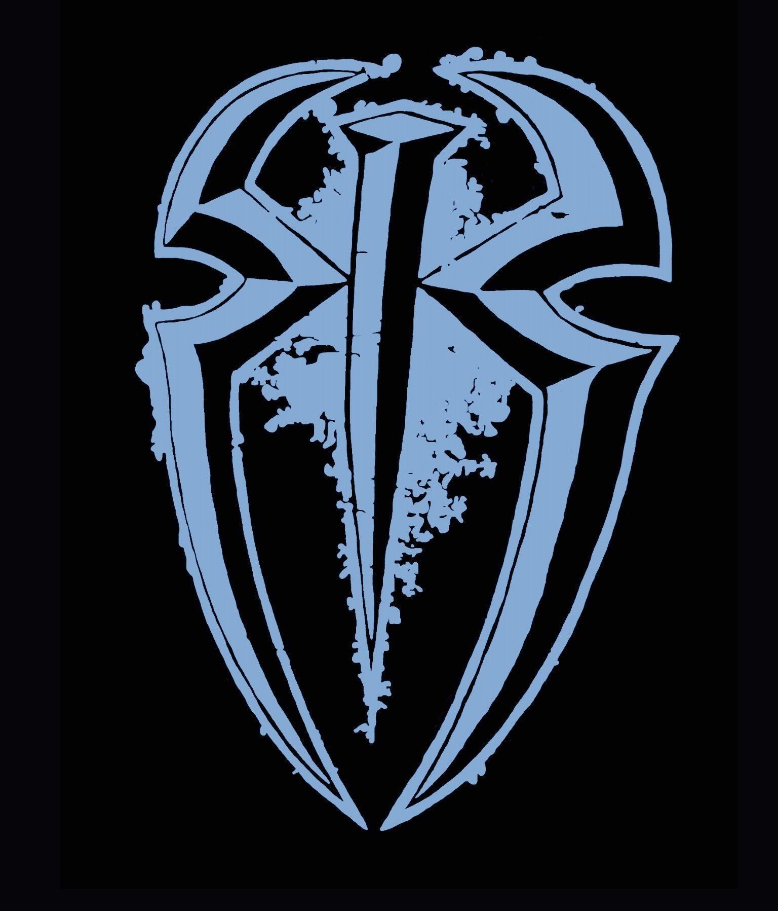 Roman Reigns Logo Wallpapers.