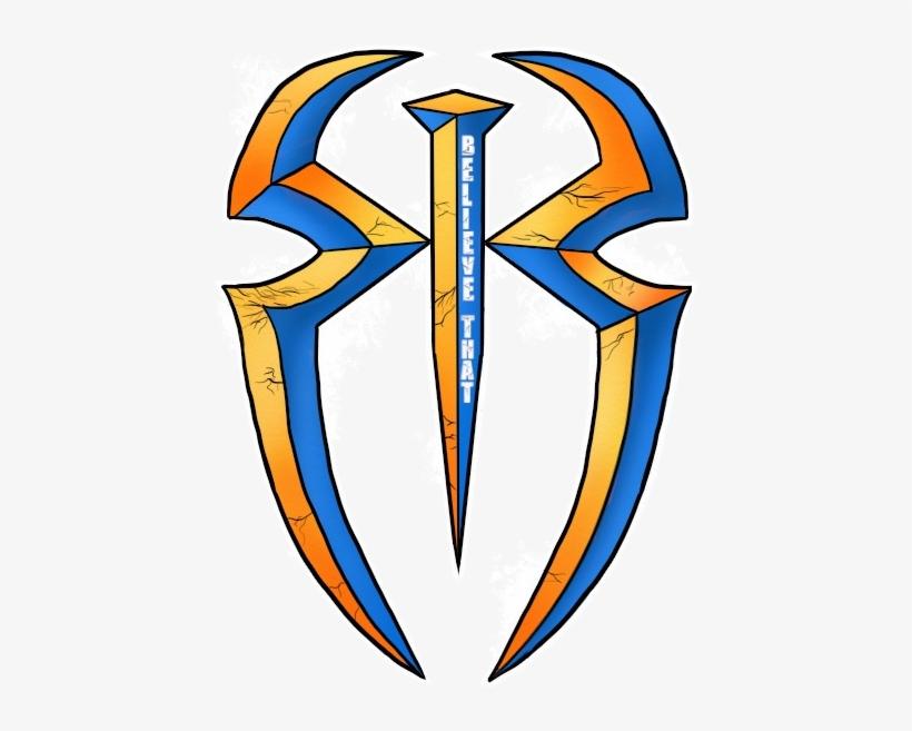 Roman Reigns Logo Hd Wallpapers.