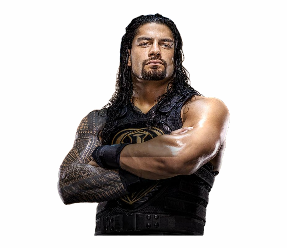 Roman Reigns Png Free Download.