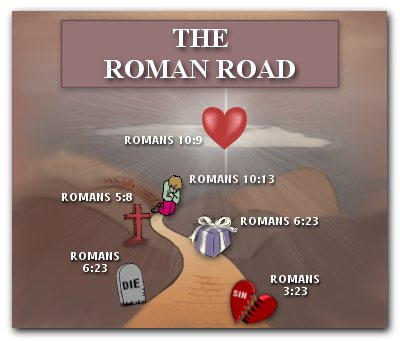 The Roman Road.