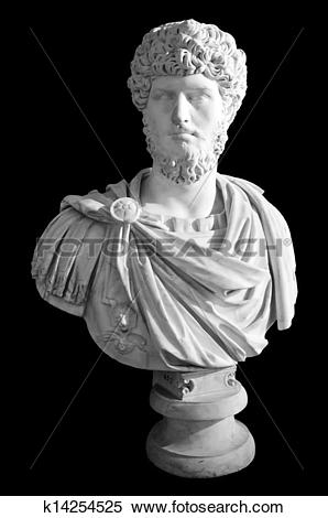 Stock Image of Roman sculpture k14254525.