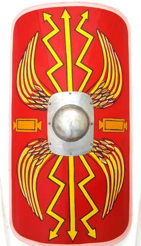 Download roman legion shield clipart Ancient Rome Scutum.