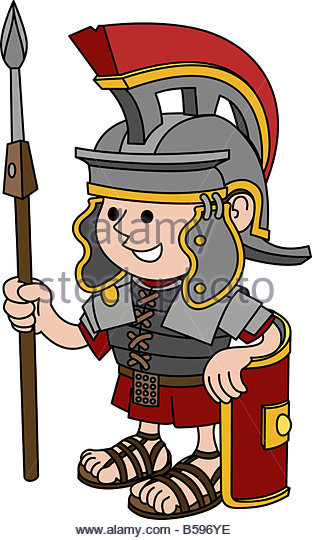 Illustration Roman Soldier Stock Photos & Illustration Roman.