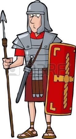2,941 Roman Warrior Cliparts, Stock Vector And Royalty Free Roman.