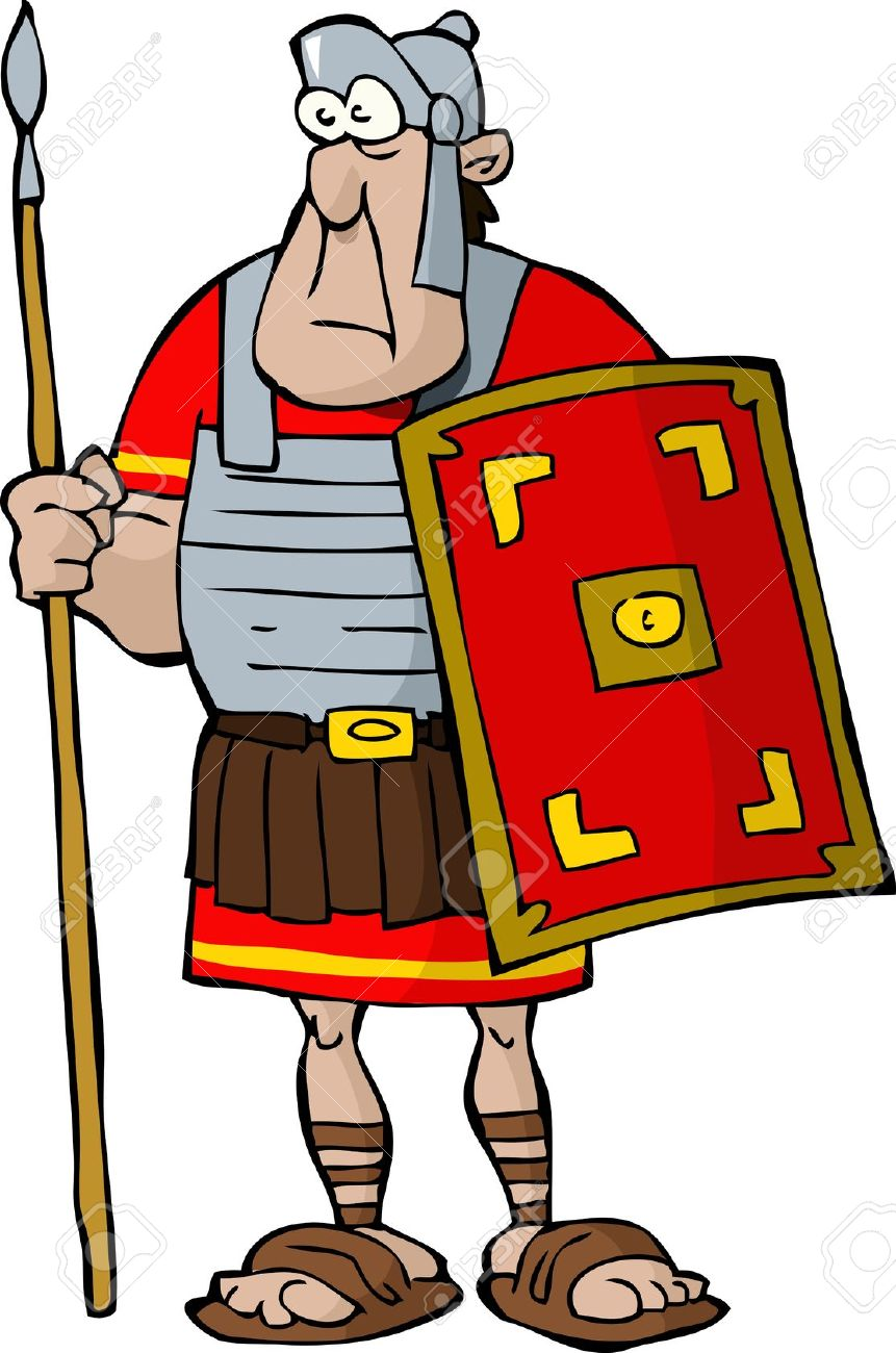 4,480 Roman Soldier Stock Illustrations, Cliparts And Royalty Free.