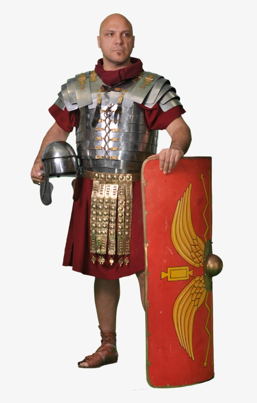 Icon Roman Soldier.