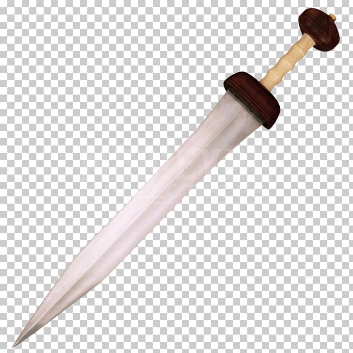Ancient Rome Mainz Gladius Sword Spatha, katana PNG clipart.