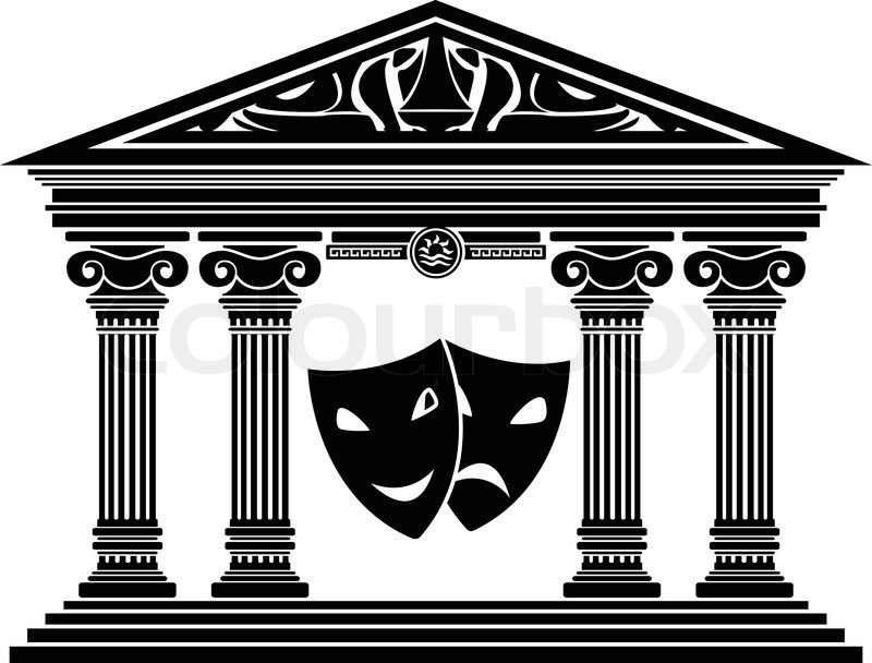 Showing post & media for Roman theatre symbol.
