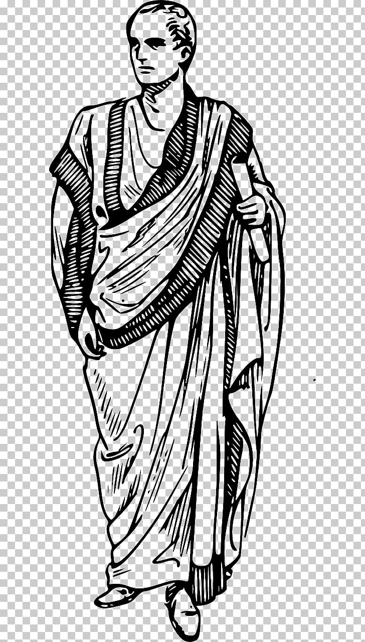 Ancient Greece Ancient Rome Robe Toga, greece PNG clipart.