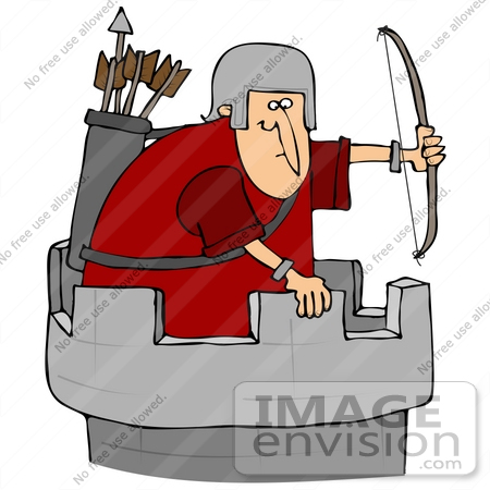 Showing post & media for Roman tower cartoon.