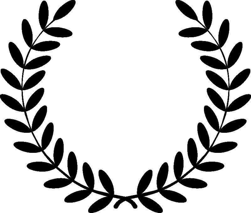 Rome clipart laurel wreath, Rome laurel wreath Transparent.