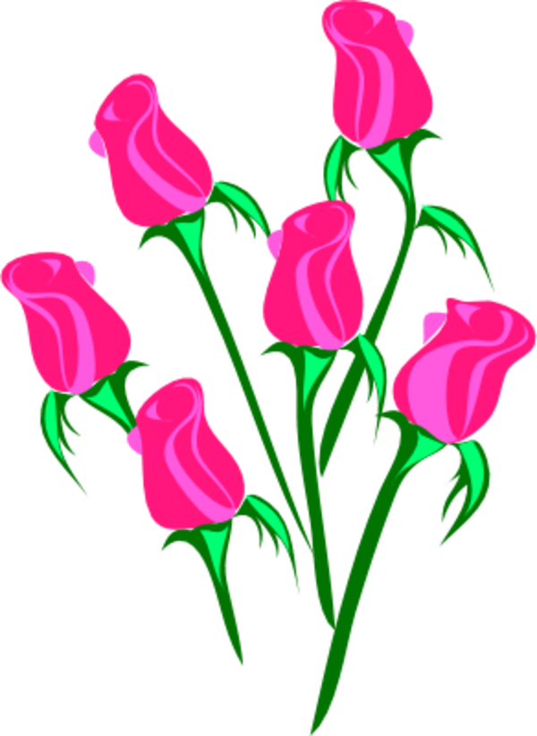 Similiar Roses And Hearts Clip Art Keywords.