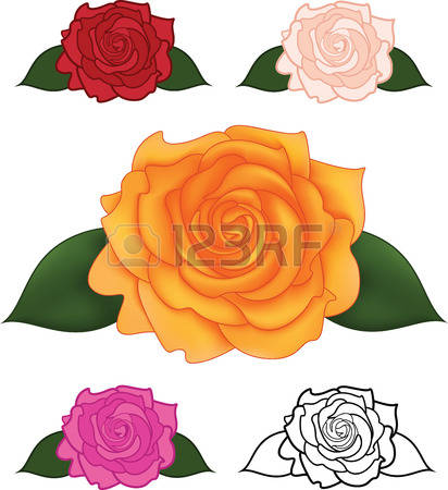 Love Nature Petals Red Romance Rose Yellow Stock Photos & Pictures.
