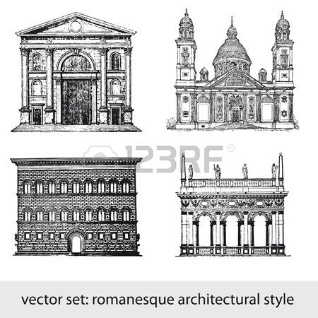 681 Romanesque Stock Illustrations, Cliparts And Royalty Free.
