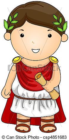 Drawings of Roman.