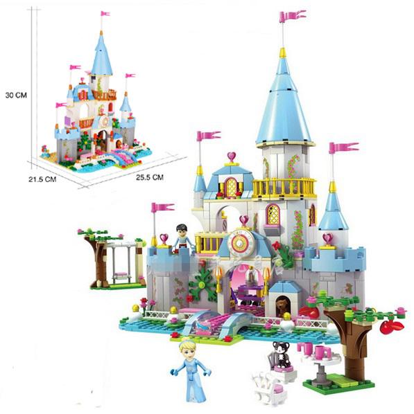 Online Get Cheap Cinderella Castle.