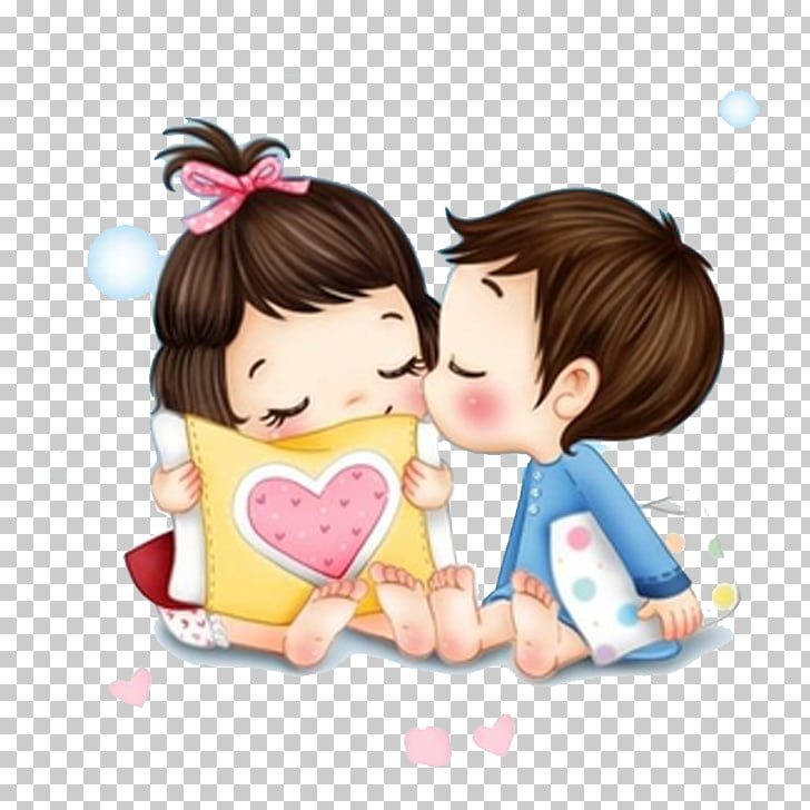 IPhone 5s Love Romance , Cartoon couple material, girl and.
