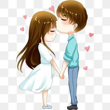 2019 的 Valentines Day Love Couple Illustration 主题.