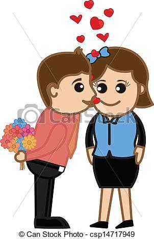 Love romantic clipart images.
