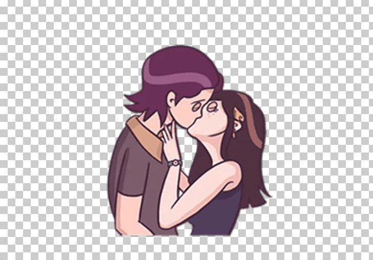 Sticker Telegram Couple Love Romance PNG, Clipart, Aqours.