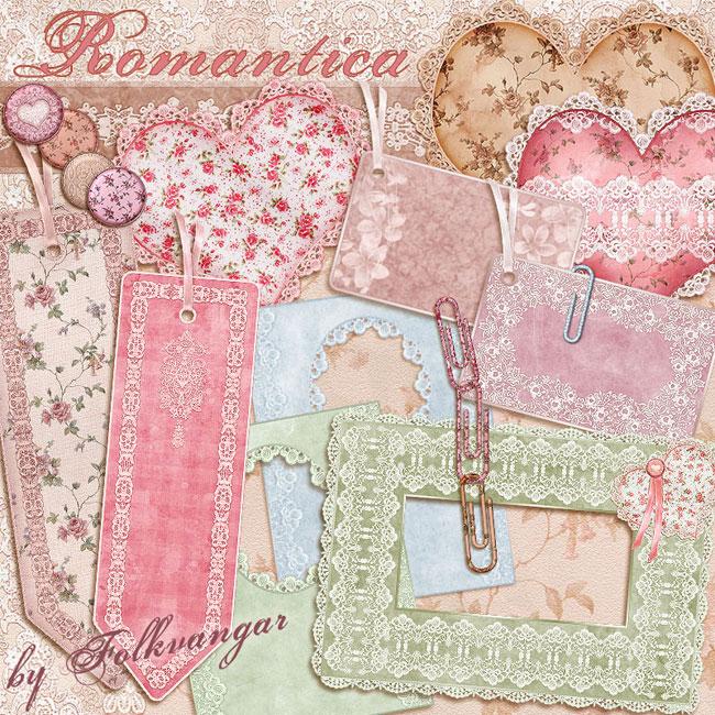 Romantica by Folkvangar : Folkvangar, Digital Art,Fantasy Art.