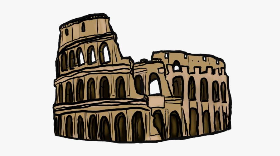 Empire Clipart Roman Amphitheatre.