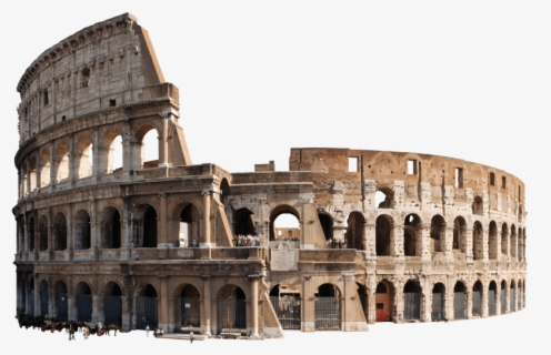 Free Colosseum Clip Art with No Background.