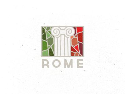 Rome logo.