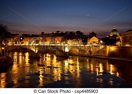 Stock Photos of Romantic Rome.