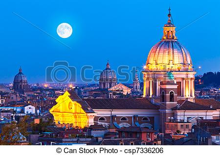 Stock Image of Rome, Italy.